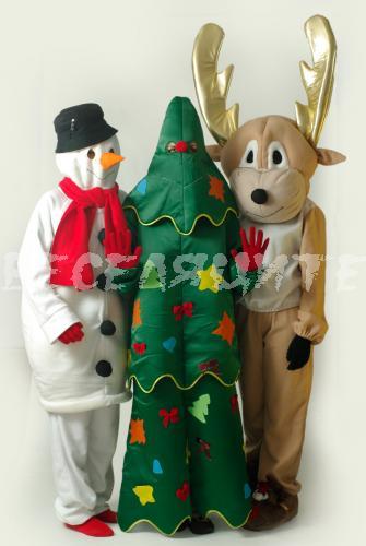 Коледни герои