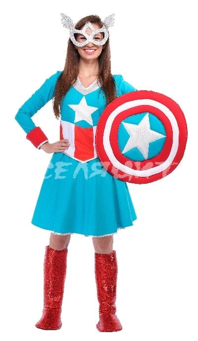 Капитанка Америка