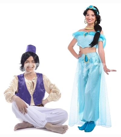 Аладин и Жасмин