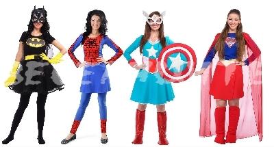 Супергерои ПАРТИ